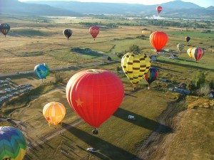 Balloon Festival Parking