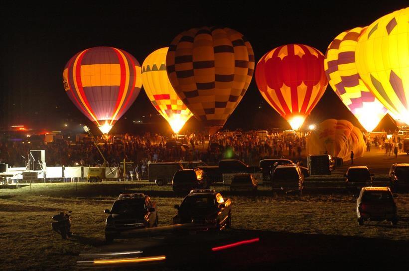 Balloon Fest Sponsors