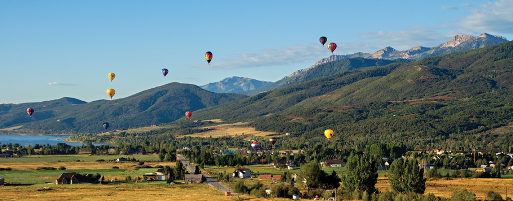 Ogden Valley Balloon Festival Photography Exhibit