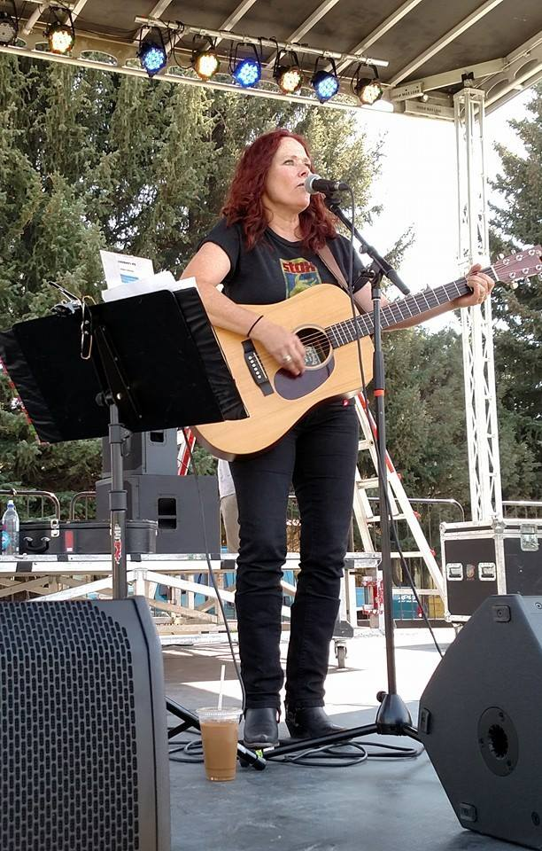 Koreen Greenwood at Balloon Fest 2017