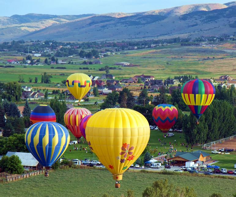 Ogden Valley Balloon and Artist Festival