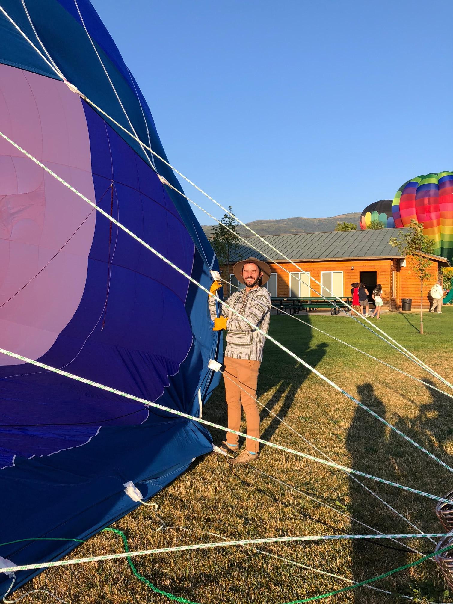 RE/MAX balloon